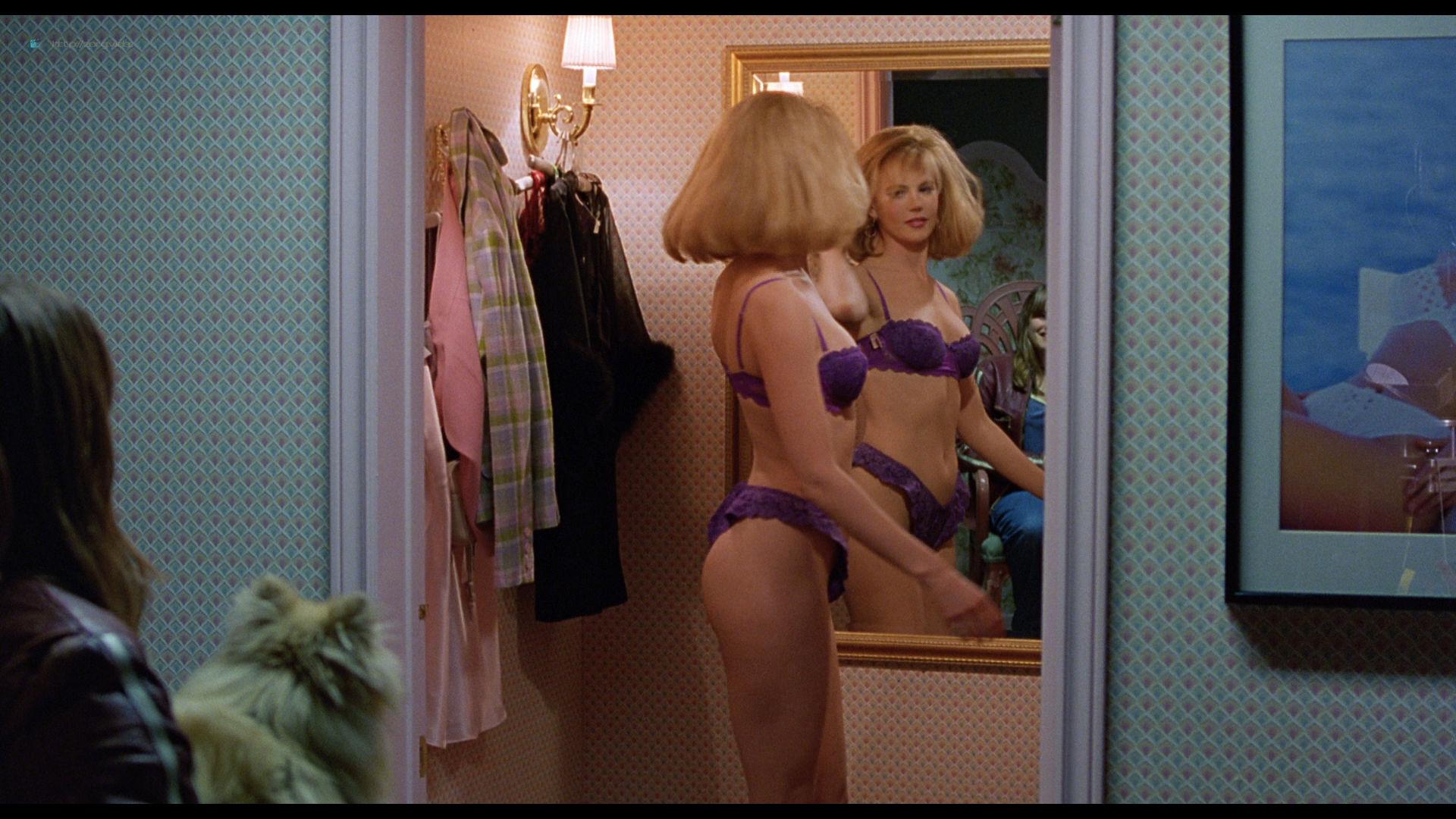 Nicole Kidman strips down to lace underwear in ultra-sexy