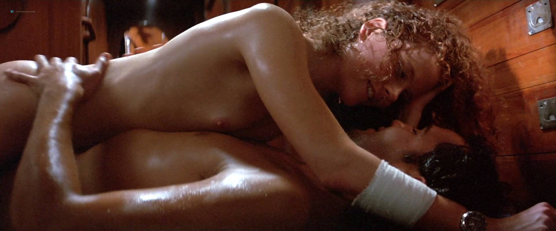 Nicole Kidman nude topless and butt naked in - Dead Calm (1989) HD 1080p 07