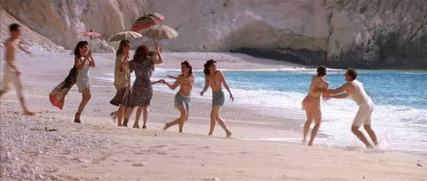 Penelope Cruz nude topless sex outdoors in - Captain Corelli' s Mandolin (2001) HD 1080p (6)