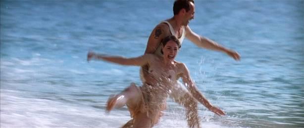 Penelope Cruz nude topless sex outdoors in - Captain Corelli' s Mandolin (2001) HD 1080p (5)