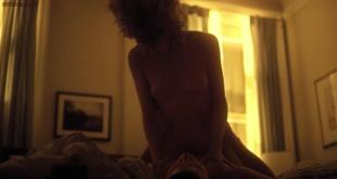 """Rooney Mara nude topless and bush from """"Side Effects"""" (2013)"""
