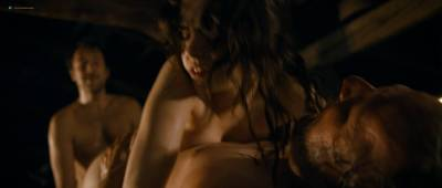 Roxane Mesquida naked and threesome sex from - Sennentuntschi (2010) HD 1080p BluRay (10)