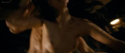Roxane Mesquida naked and threesome sex from - Sennentuntschi (2010) HD 1080p BluRay (6)