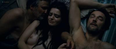 Roxane Mesquida naked and threesome sex from - Sennentuntschi (2010) HD 1080p BluRay (5)