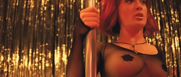 Salma Hayek hot see through from Americano (2011) hd 1080p BluRay (1)