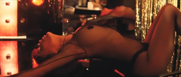 Salma Hayek hot see through from Americano (2011) hd 1080p BluRay (3)