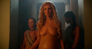 Vivica Bianca nude topless in Spartacus s2e6 hd720p