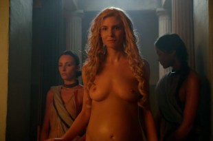 Viva Bianca and Lucy Lawless nude topless and Cynthia Addai-Robinson nude and hot sex in – Spartacus s2e6 hd720p