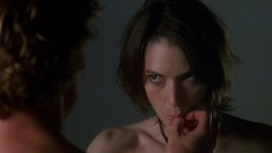 Winona Ryder nude topless side boob from - Sex and Death 101 (2007) hd1080p