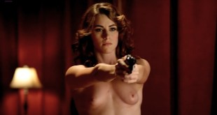 Makinna Ridgway nude topless and dangerous from - Femme Fatales S1E8 hd720p (15)