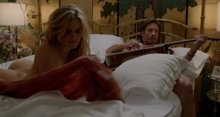 """Maggie Grace sexy butt naked in """"Californication"""" s6e8 (2013) hd720p"""