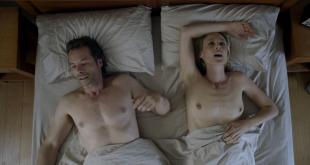 "Marta Dusseldorp naked - topless in Aussie TV movie ""Jack Irish: Bad Debts"" (2012) hd1080p"