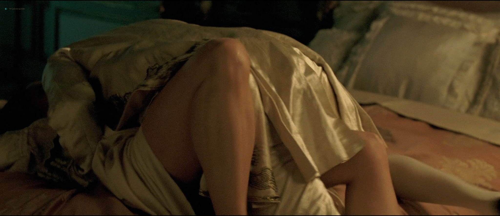 Alicia Vikander nude butt naked and sex - A Royal Affair (2012) HD 1080p BluRay (15)
