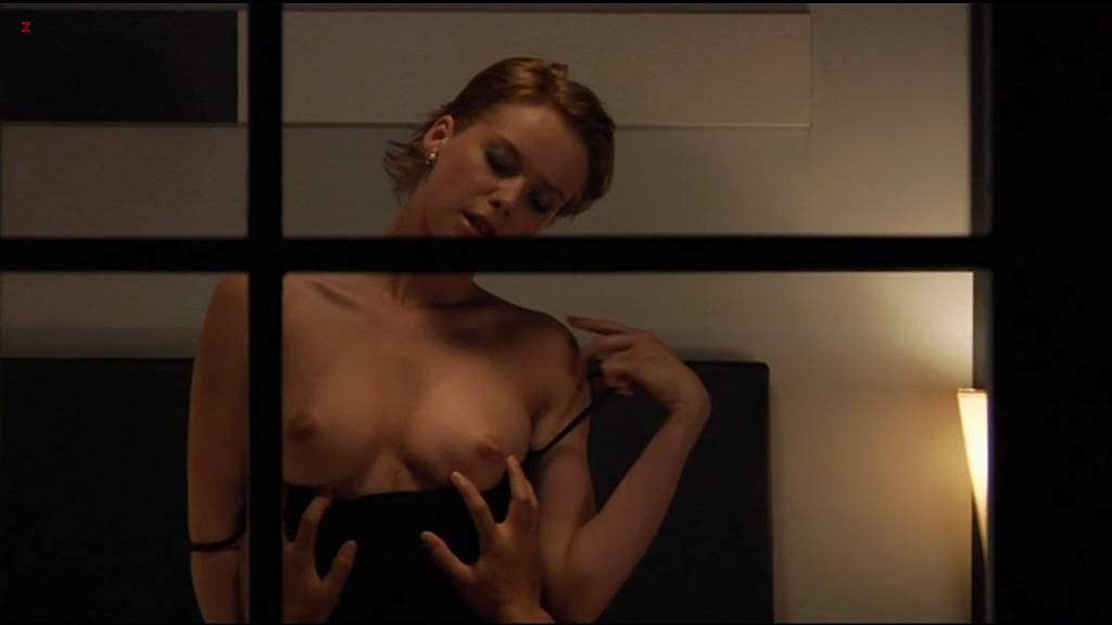 Andrea Osvárt nude topless sex and nude in the shower - Two Tigers