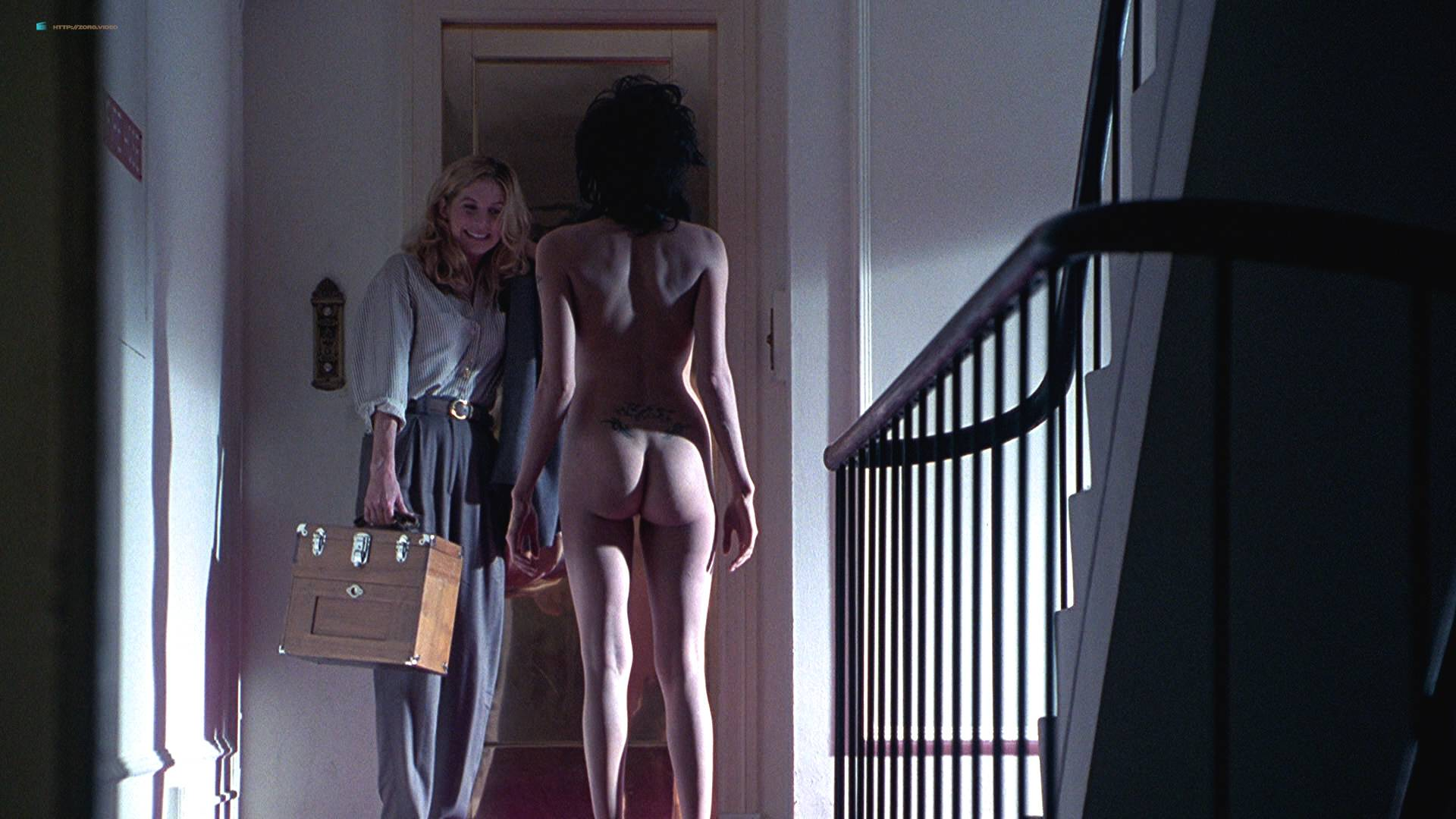 Angelina Jolie Nude Butt And Elizabeth Mitchell Nude -2537