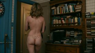 Brie Larson naked butt in thong - The Trouble With Bliss (2012) hd1080p
