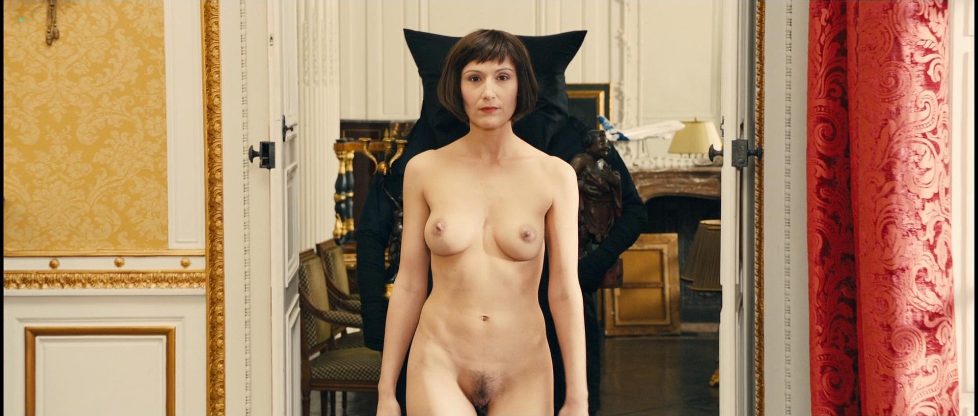 Brigitte Lo Cicero full frontal nude labia - L'exercice de l'État (2011) HD 1080p BluRay (11)