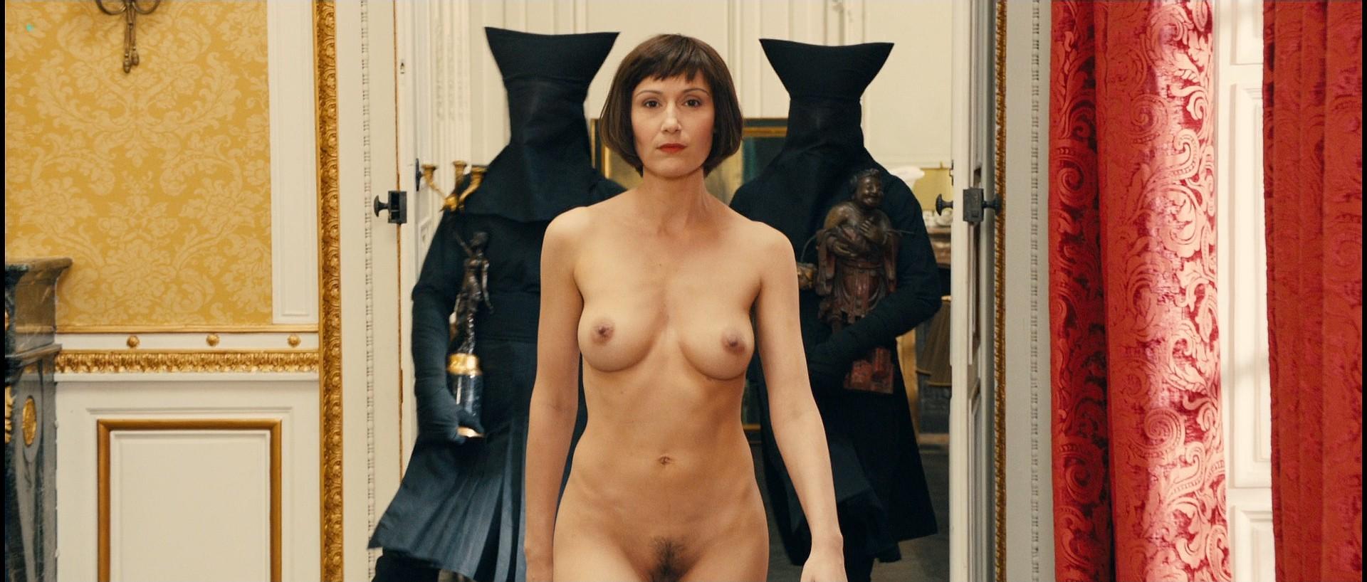Brigitte Lo Cicero full frontal nude labia - L'exercice de l'État (2011) HD 1080p BluRay (10)