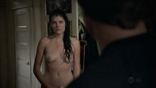 Emma Greenwell naked topless and Emmy Rossum not naked but hot - Shameless (2013) s3 e11 hd720p