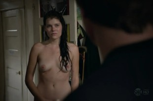 Emma Greenwell naked topless and Emmy Rossum not naked but hot – Shameless (2013) s3 e11 hd720p
