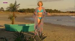 Gretchen Mol hot sexy in bikini from - The Memory Keeper's Daughter (2008)