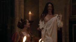 Holliday Grainger nude butt and sex and Reka Sinko nude full frontal - The Borgias (2013) s3e4 HD 1080p (8)