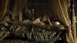 Holliday Grainger shy nude butt crack and nipple - The Borgias (2013) s3e2 hd720p
