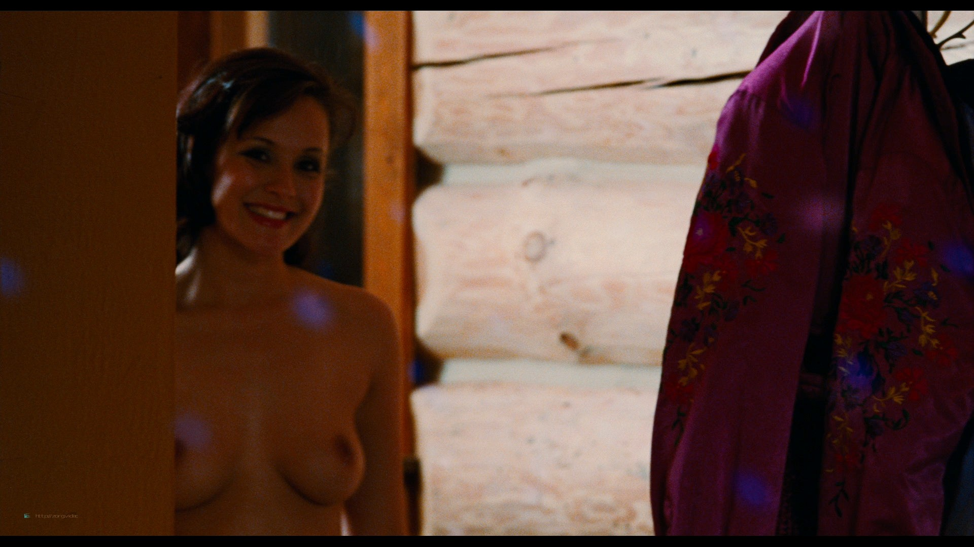 Jessica Pare nude Crystal Lowe topless Lyndsy Fonseca hot and sexy - Hot Tub Time Machine (2010) HD 1080p BluRay REMUX (6)