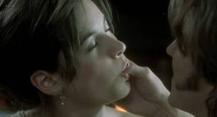 Kate Winslet and Rebecca Palmer naked Amelia Warner hot sexy - Quills (2000) HD 720p (1)