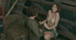 Kelly Reilly nude rough sex topless - Puffball: The Devil's Eyeball (2007)