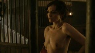 Laura Haddock nude full frontal Lara Pulver and Sarah Ball all nude - Da Vinci's Demons (2013) s1e3 hd720p