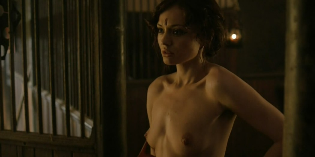 Laura Haddock full frontal nude and sex doggy style - Da Vinci's Demons (2013) s1e3 hd720p