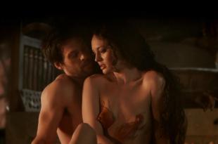 Laura Haddock and Hera Hilmar all naked – Da Vinci's Demons (2013) s1e1 hd720p.