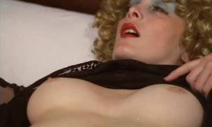 Lina Romay nude full frontal Pamela Stanford Catherine Lafferiere explicit lesbian oral - Lorna The Exorcist (1974) (19)