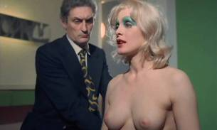 Lina Romay nude full frontal Pamela Stanford Catherine Lafferiere explicit lesbian oral - Lorna The Exorcist (1974) (8)