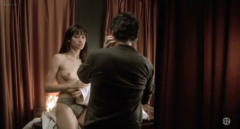 Olga Kurylenko nude topless and bound in - Le Serpent (2006) hdtv720p (1)