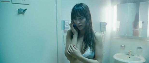Olivia Wilde naked sex and very sexy in lingerie - Deadfall (2012) hd1080p