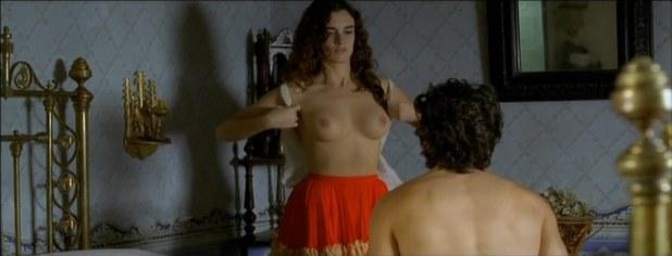 Paz Vega all naked full frontal nude bush sex - Carmen (2003) hd1080p