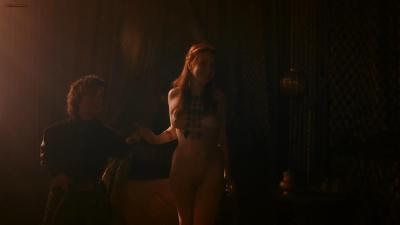 Pixie le Knot, Josephine Gillan and others all naked - Game Of Thrones (2013) s3e3 hd720p