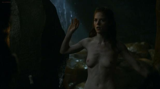 Rose Leslie nude topless butt sex and skinny diping - Game of Thrones s3e5 (2013) hd720p