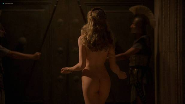 Sienna Guillory butt naked - Helen of Troy (2003) HD 1080p BluRay (9)