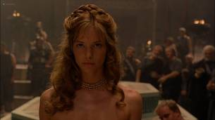 Sienna Guillory butt naked - Helen of Troy (2003) HD 1080p BluRay (7)