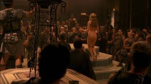 Sienna Guillory butt naked - Helen of Troy (2003) HD 1080p BluRay (6)