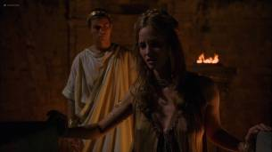 Sienna Guillory butt naked - Helen of Troy (2003) HD 1080p BluRay (4)
