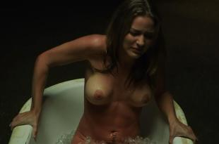 Tabrett Bethell nude, butt bush and nude topless - The Clinic (2010) hd1080p