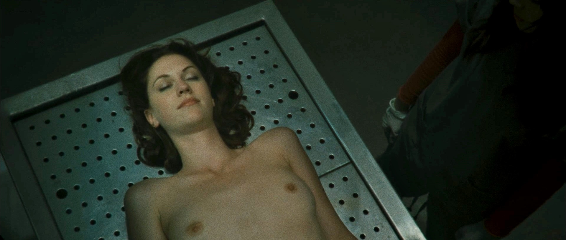 Alyssa Milano nude and bush and Lauren Lee Smith nude topless and sex - Pathology (2008) hd720/1080p (3)