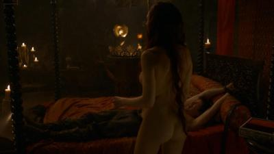 Carice van Houten nude topless butt and hot sex - Game of Thrones s3e8 hd1080p (2)