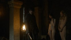 Charlotte Hope and Stephanie Blacker nude full frontal and sex - Game Of Thrones s3e7 (2013) hd720