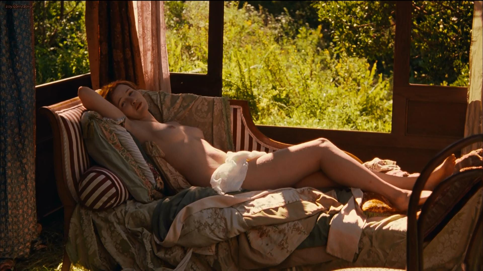 Christa Theret nude full frontal and Solene Rigot nude topless - Renoir (2012) hd1080p