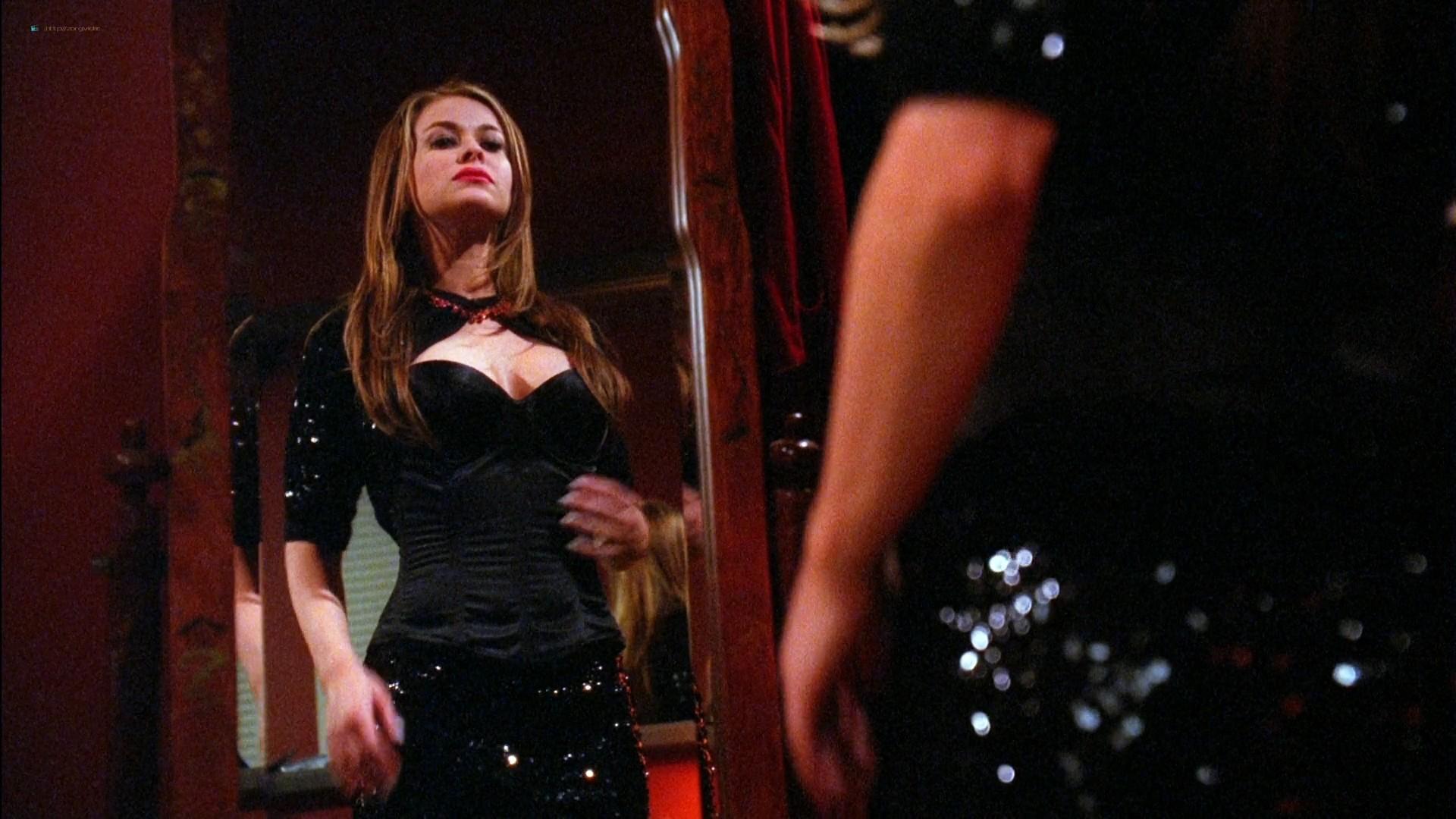 Diora Baird nude topless and hot sex Carmen Electra sexy - Hot Tamale (2006) HD 1080p WEB (13)